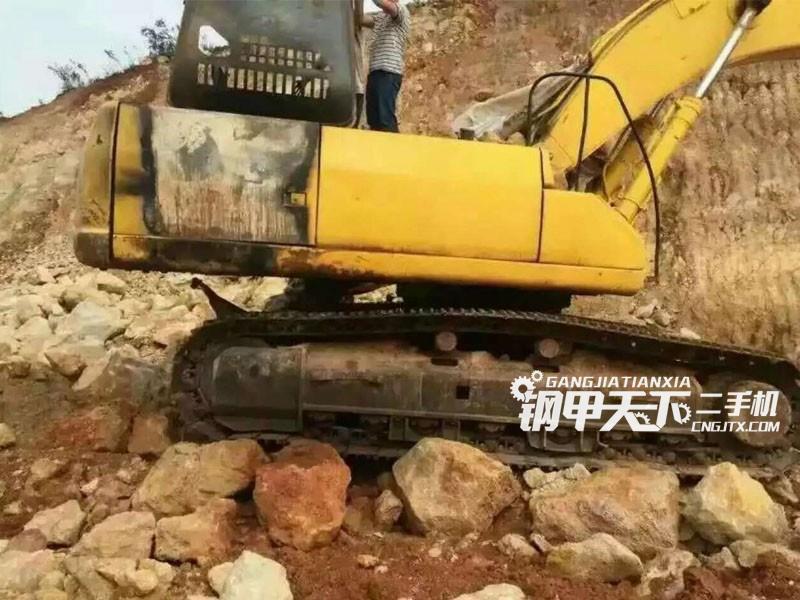 住友350A3挖掘机