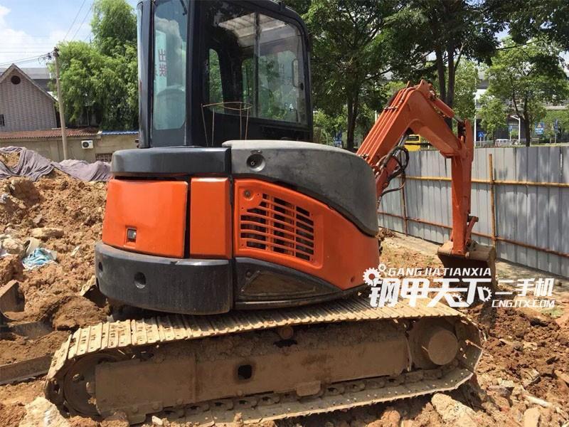 日立  ZX50U  挖掘机