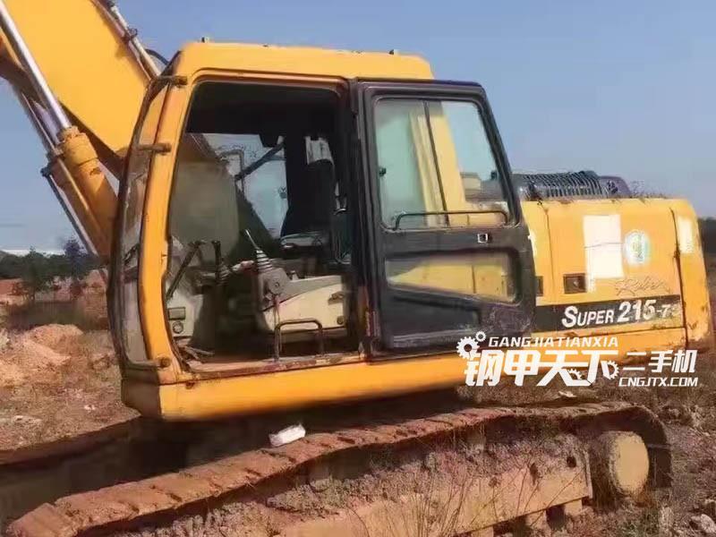 现代265lc-7挖掘机(此设备编号:11063)02-25更新