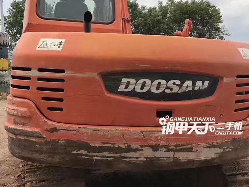 斗山dx60w挖掘机(此设备编号:49859)11-28更新