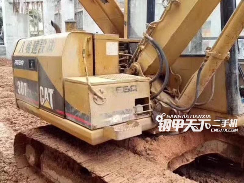 卡特彼勒307挖掘机