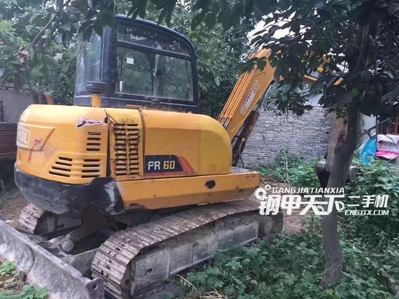 雷沃65挖掘机(此设备编号:58635)12-28更新