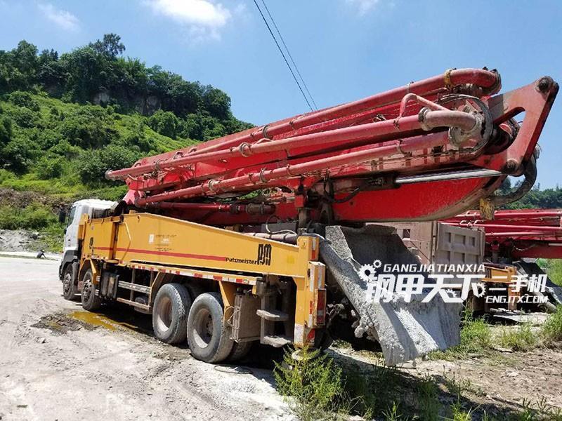 大象  49M  泵车
