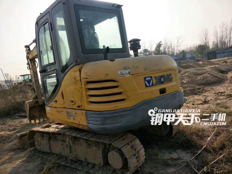 徐工xe80c挖掘机(此设备编号:58884)12-29更新