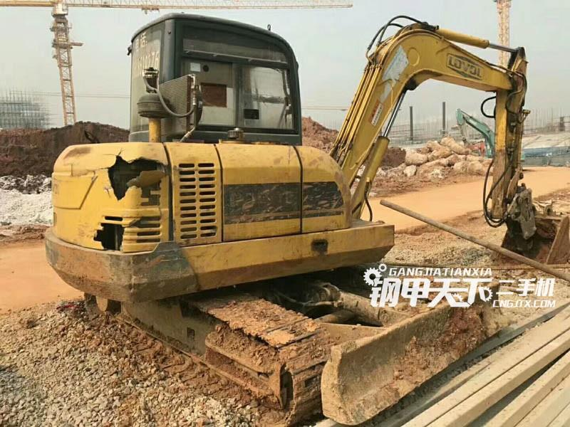 雷沃fr60挖掘机(此设备编号:56700)12-22更新