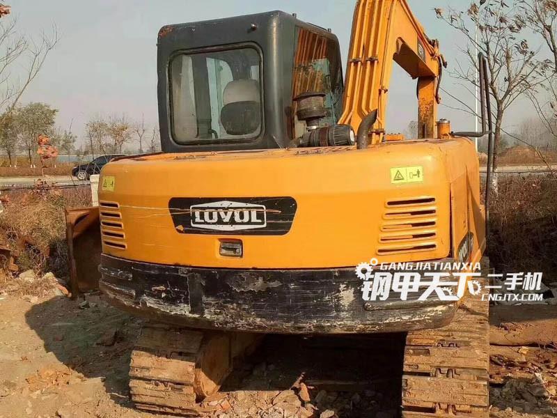 雷沃fr60挖掘机(此设备编号:49259)11-24更新