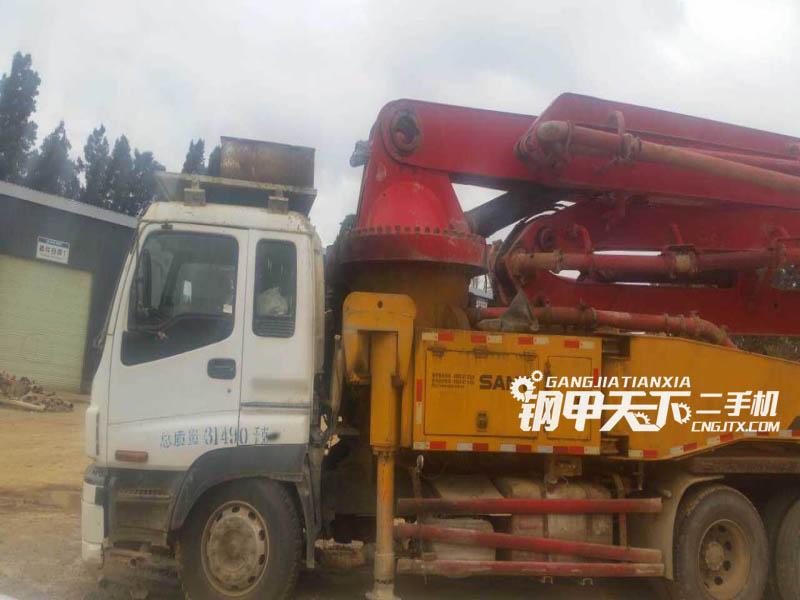 三一重工  SY5313THB      泵车