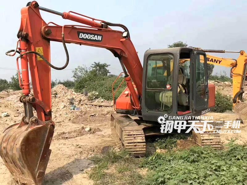斗山dh60-7挖掘机(此设备编号:13687)03-29更新