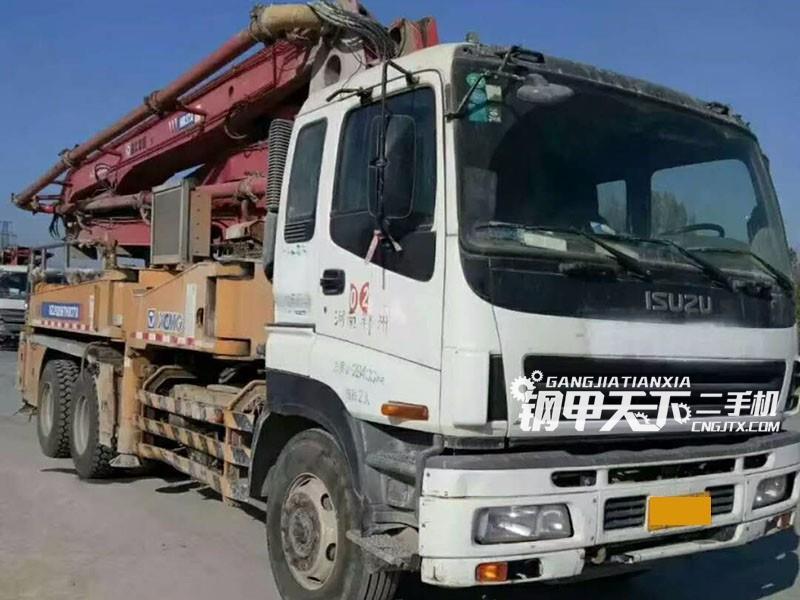 徐工  37米  泵车