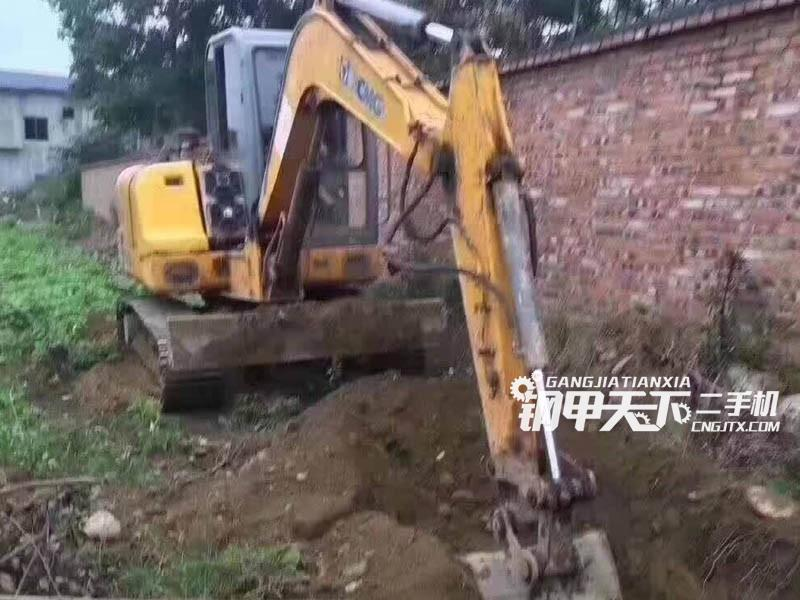 徐工xe80挖掘机(此设备编号:56683)12-22更新