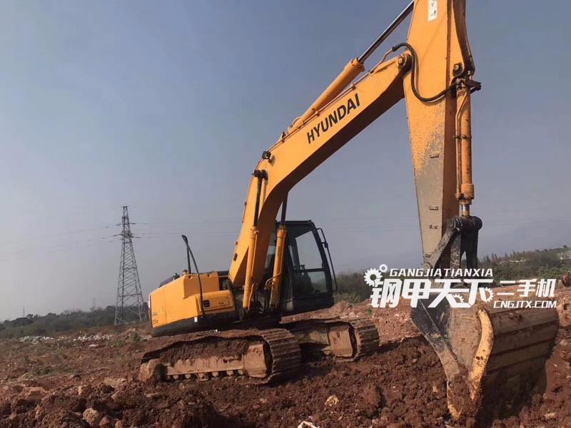 【现代3057挖掘机怎么样】专区 现代3057 挖掘机 铁甲网