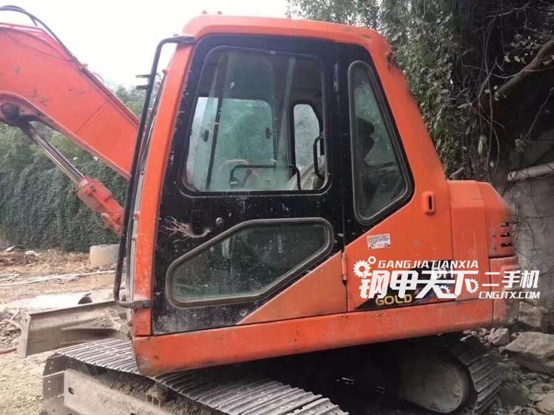 斗山dh80挖掘机(此设备编号:68020)01-31更新