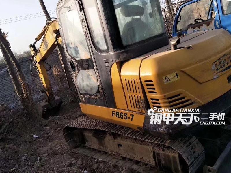 雷沃fr60挖掘机(此设备编号:57115)12-25更新