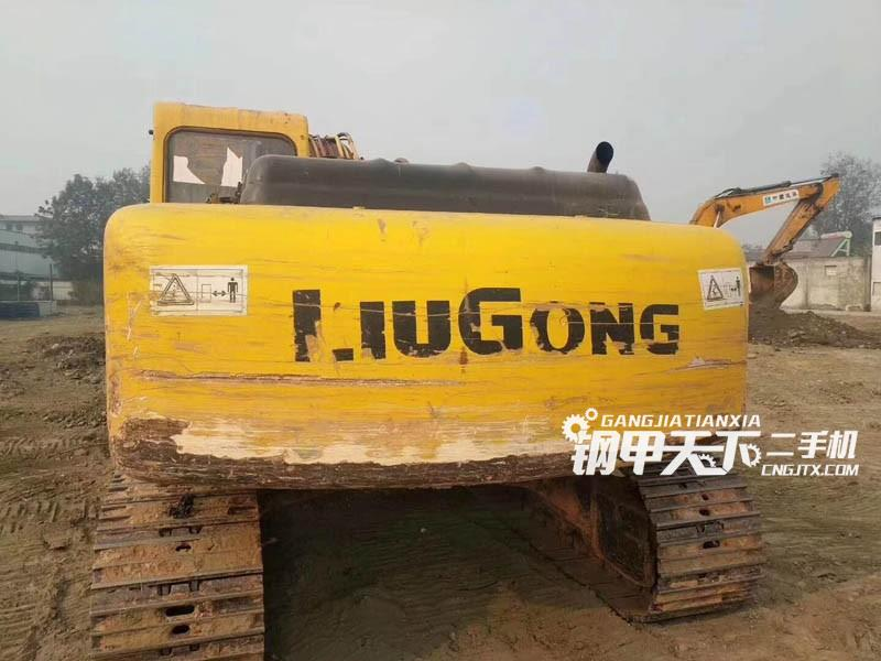 柳工220c挖掘机(此设备编号:68560)02-01更新