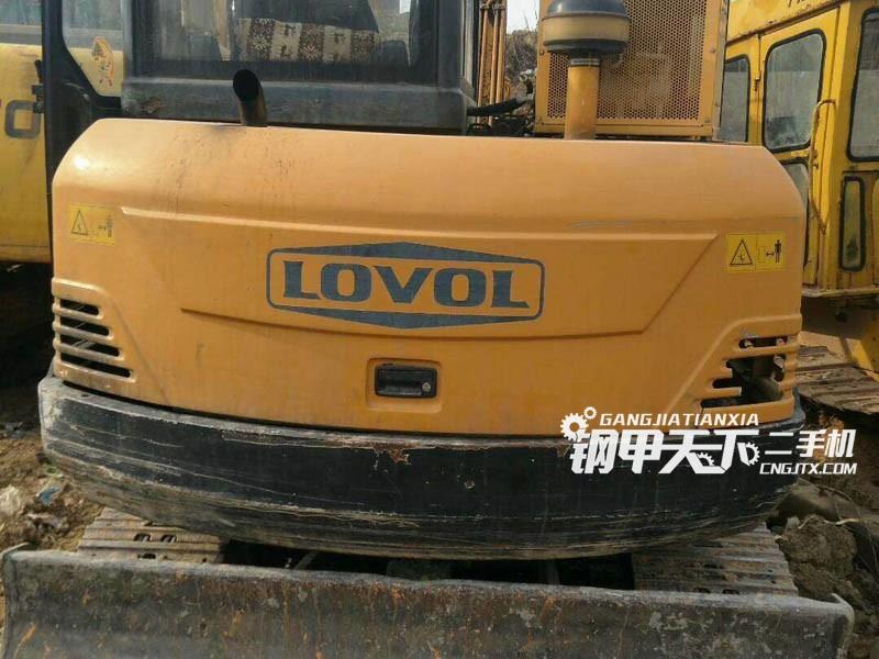 雷沃fr60挖掘机(此设备编号:58724)12-29更新