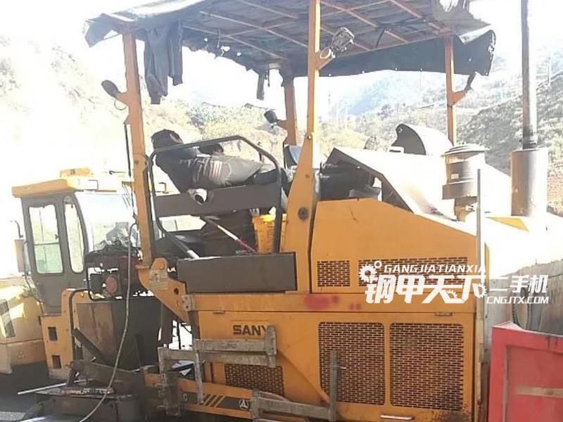 三一重工SY90挖掘机