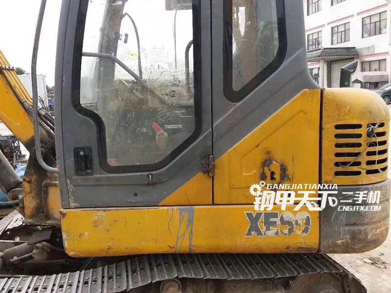 徐工xe80挖掘机(此设备编号:68480)02-01更新