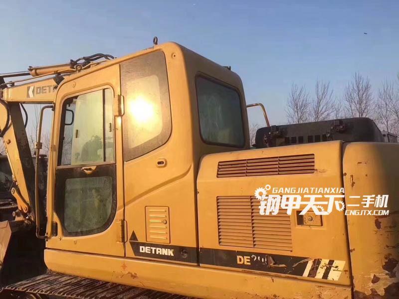 迪凯de380挖掘机(此设备编号:81402)03-29更新