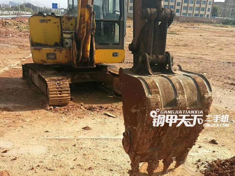 晋工60挖掘机(此设备编号:80086)03-22更新