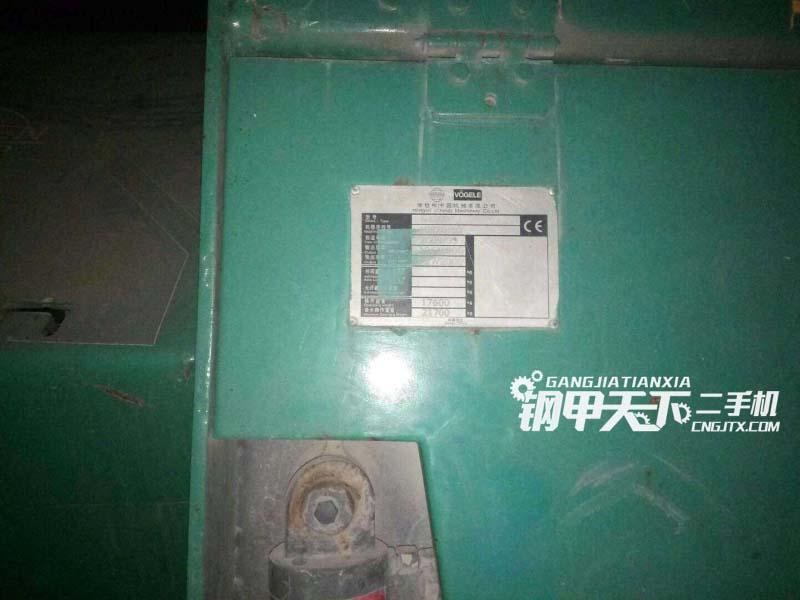 福格勒  SUPER1800-1  摊铺机