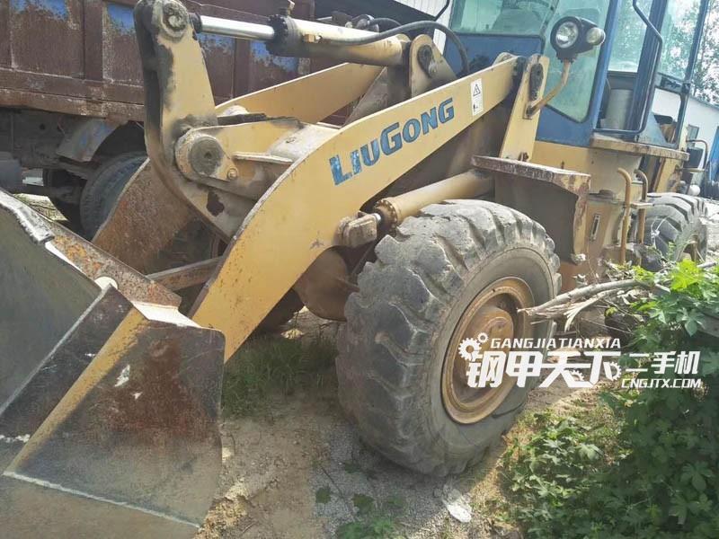 柳工CLG836装载机