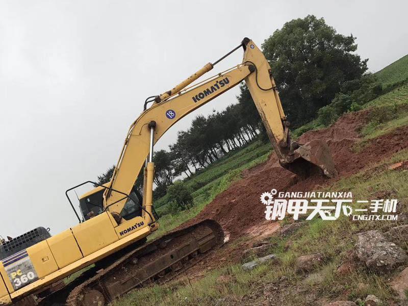 小松PC360挖掘机