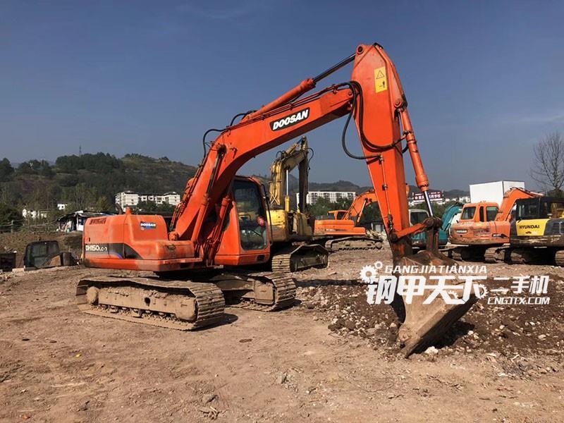 斗山150-7挖掘机