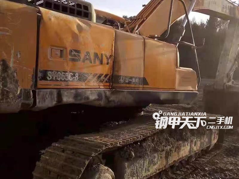 三一重工365挖掘机