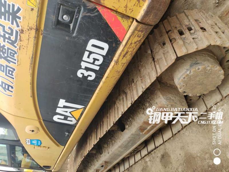 卡特彼勒  315D  挖掘机