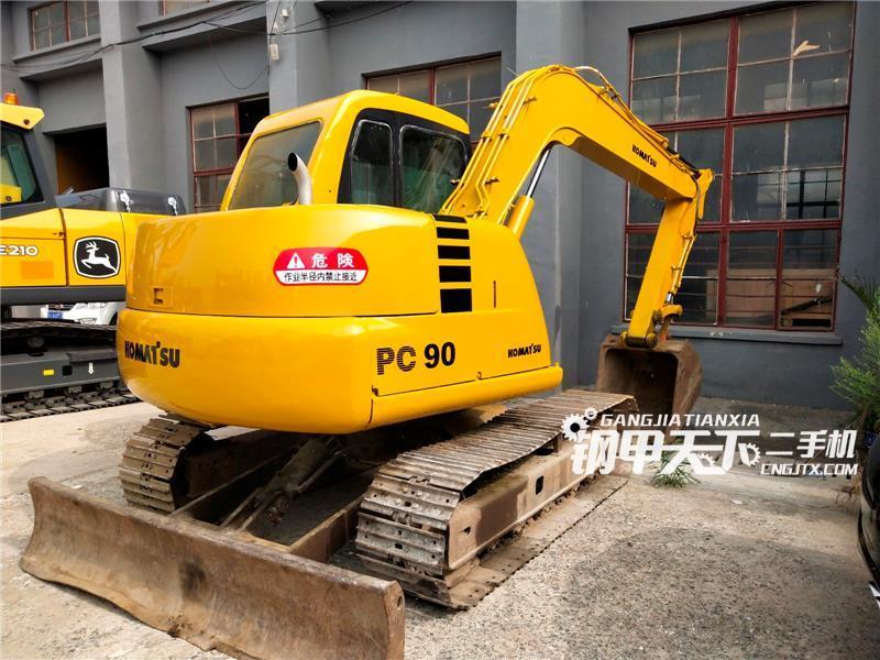 小松  PC60-7  挖掘机