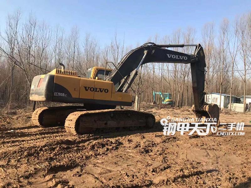 沃尔沃EC290BLC 挖掘机