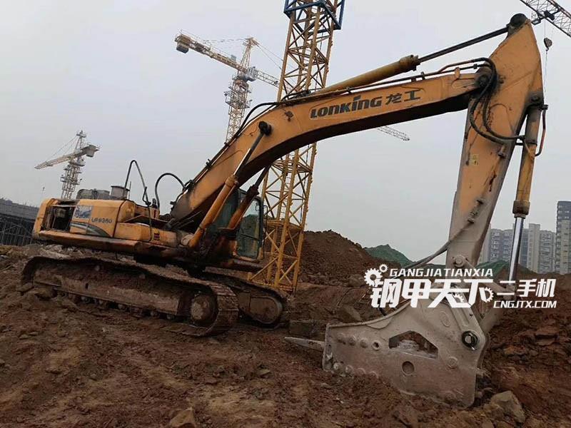 龙工360挖掘机