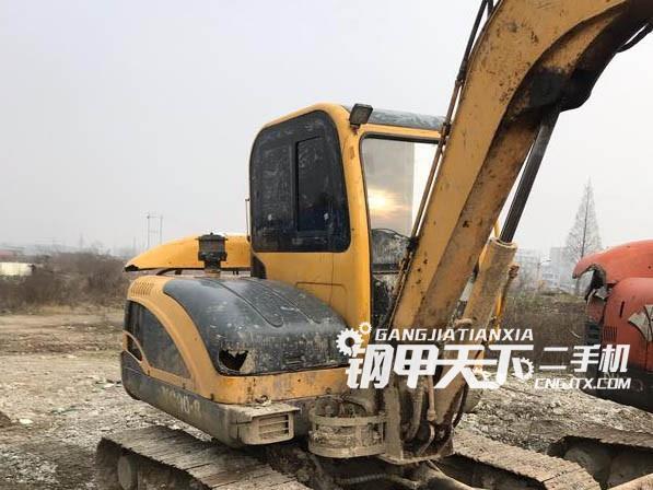 玉柴60-8挖掘机