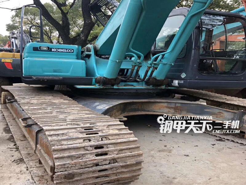神钢  SK350LC  挖掘机