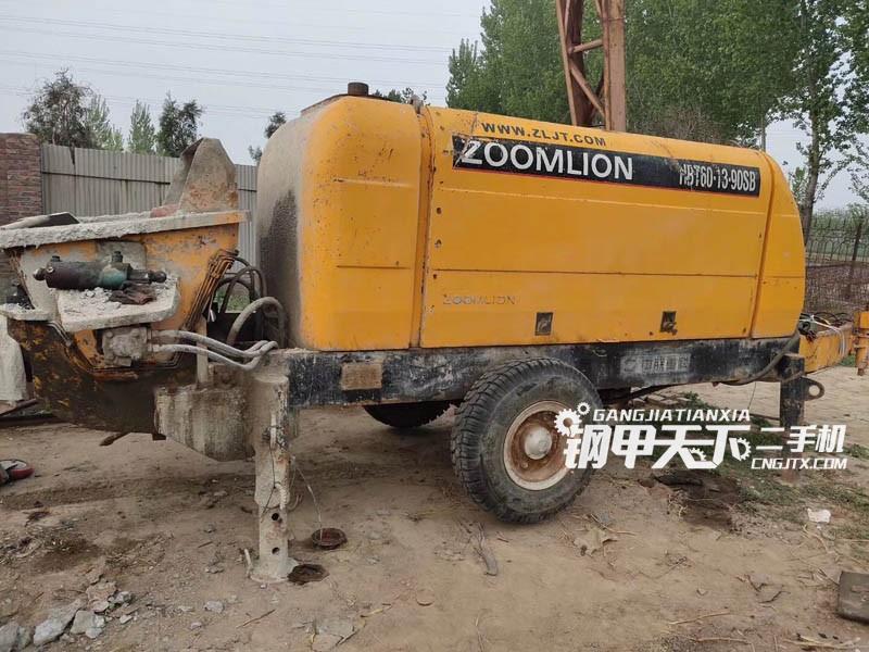 中联重科HBT601390SC混凝土输送泵
