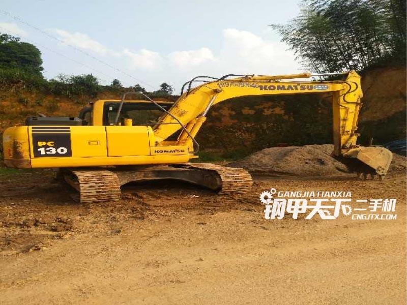 小松130-8MO挖掘机