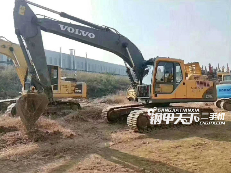 日立  EX350  挖掘机