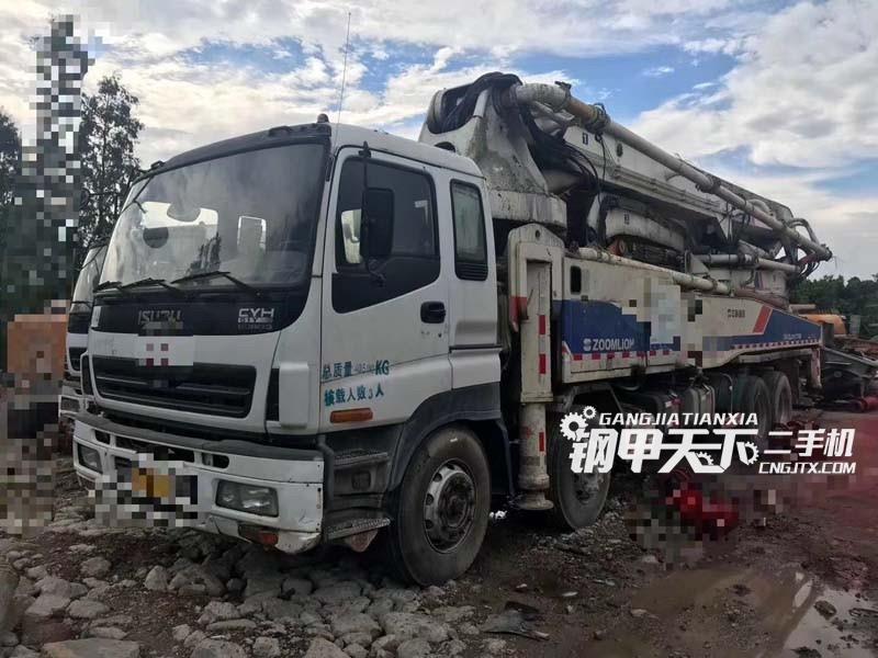 中联重科  49米  泵车