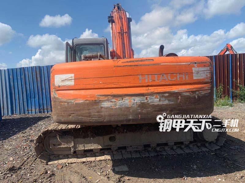 日立200-6挖掘机