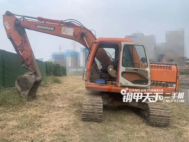 斗山  150-7  挖掘机