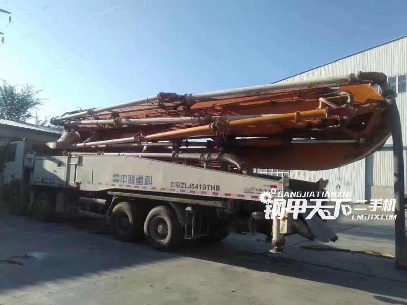 中联重科  52米  泵车