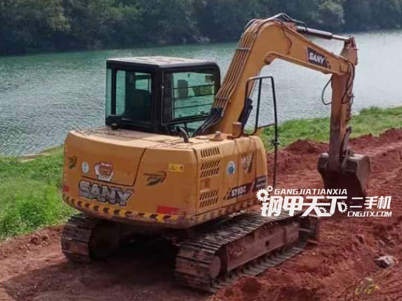 三一重工75挖掘机