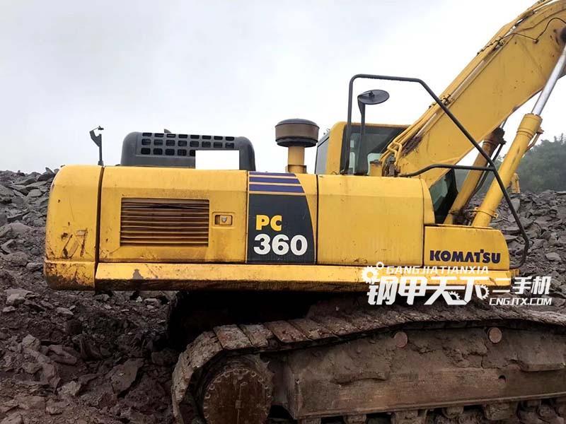 小松  360-8MO  挖掘机