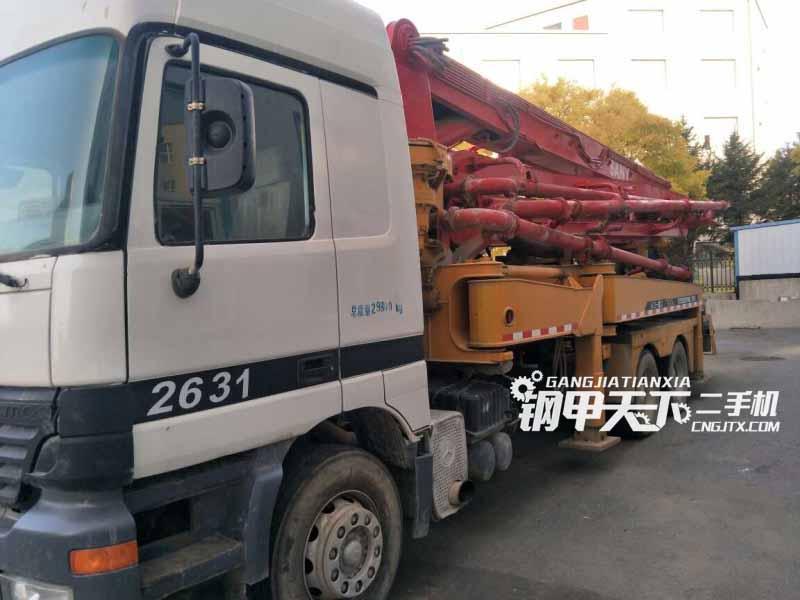 三一重工SY5293THB 37D泵车