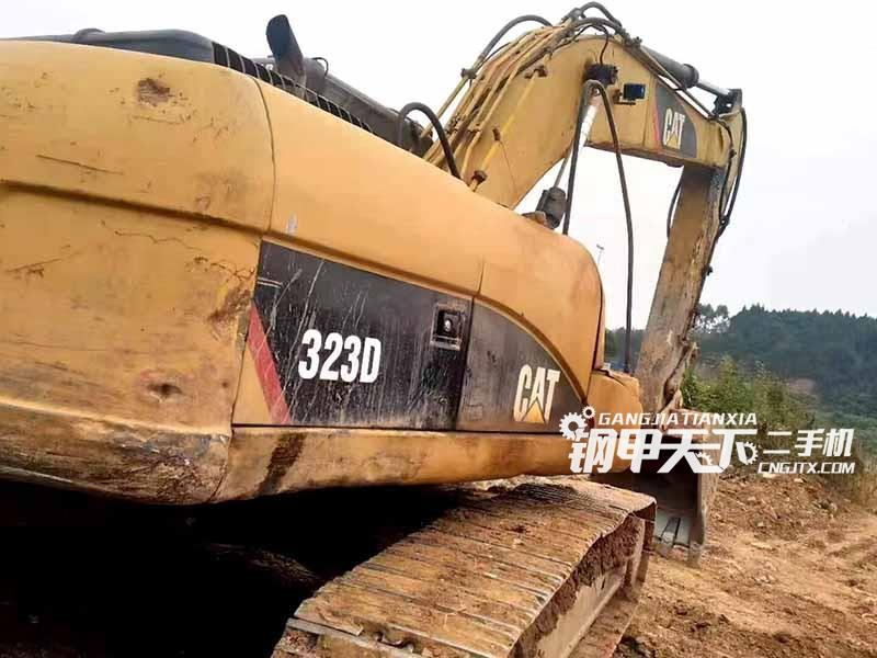卡特彼勒  323D  挖掘机