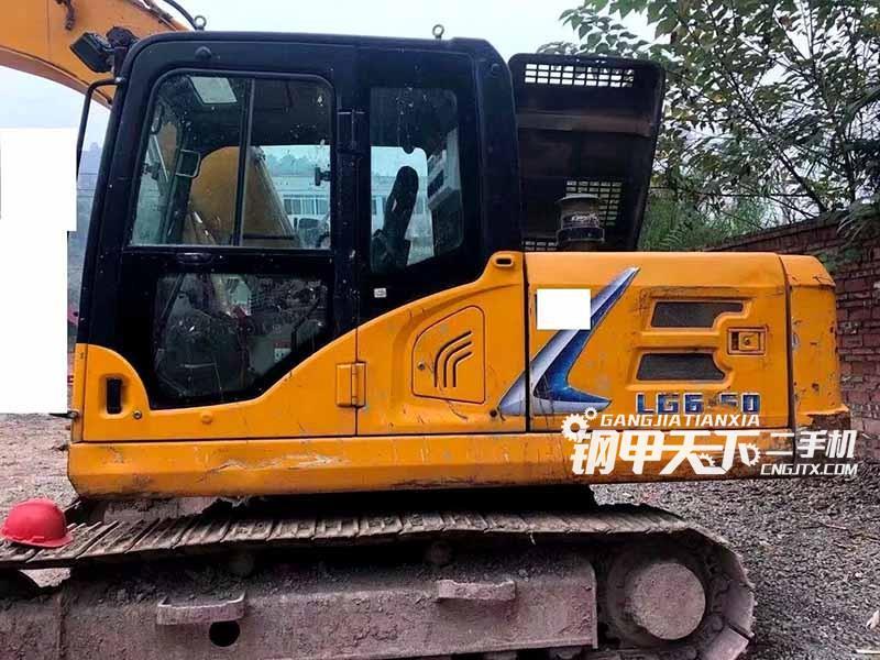 龙工  150  挖掘机
