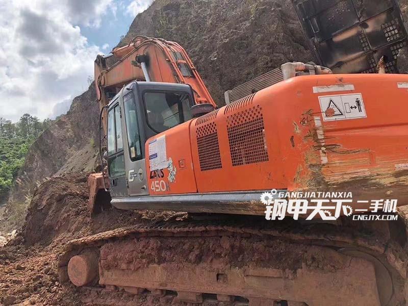 日立360-3G挖掘机