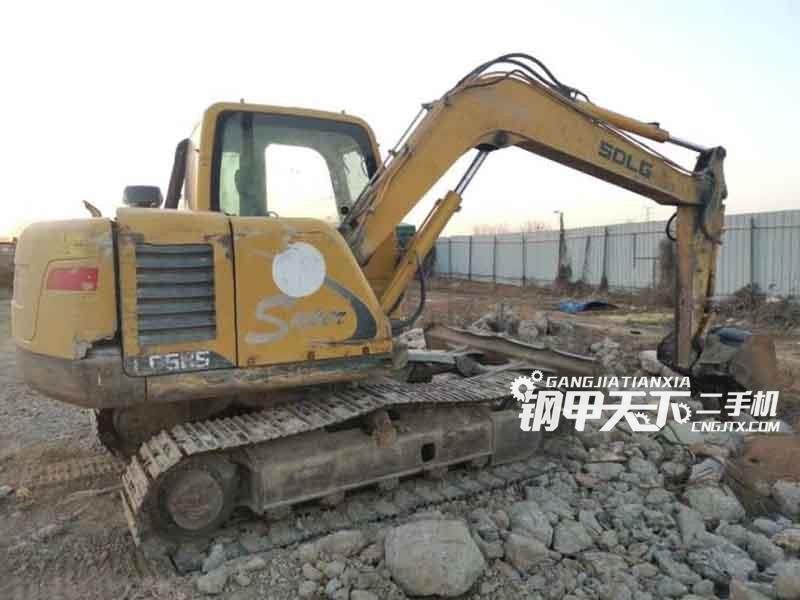 临工  85  挖掘机