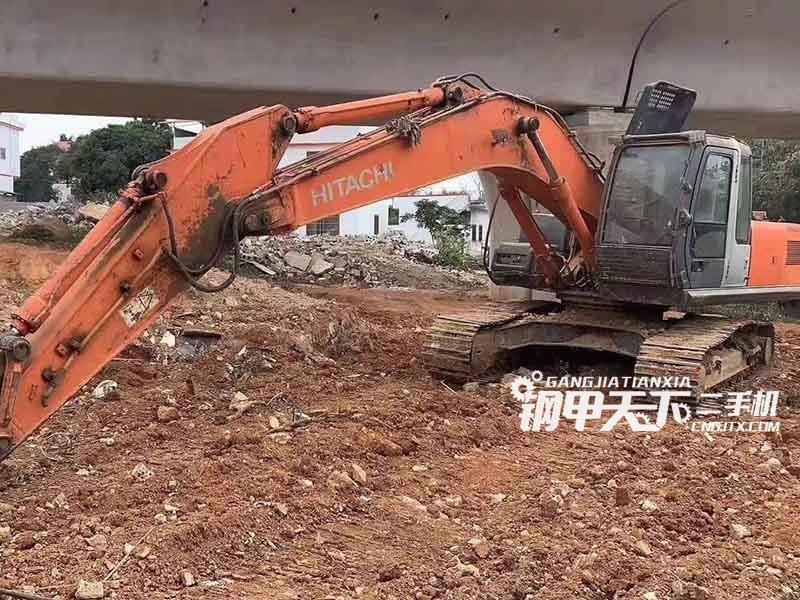 日立250-3G挖掘机