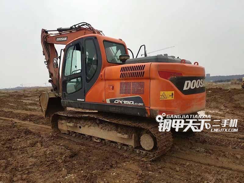 斗山150-9C挖掘机